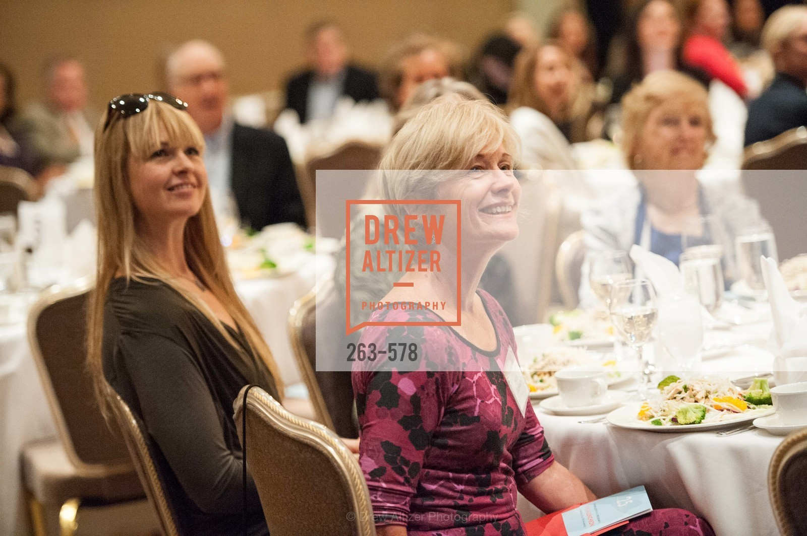 Erin O'Brien, Paula Delahanty, HOMELESS PRENATAL Annual Luncheon 2014, US, September 30th, 2014,Drew Altizer, Drew Altizer Photography, full-service agency, private events, San Francisco photographer, photographer california