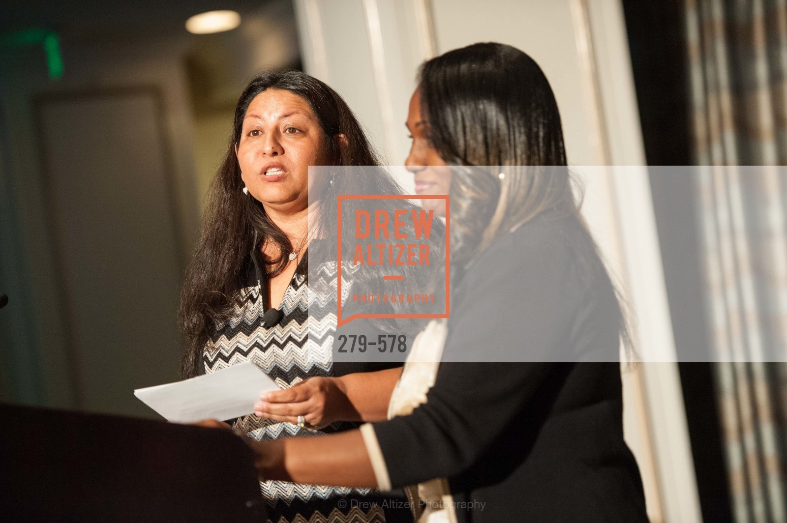 Sonya Batres, Carla Roberts, HOMELESS PRENATAL Annual Luncheon 2014, US, September 30th, 2014,Drew Altizer, Drew Altizer Photography, full-service agency, private events, San Francisco photographer, photographer california