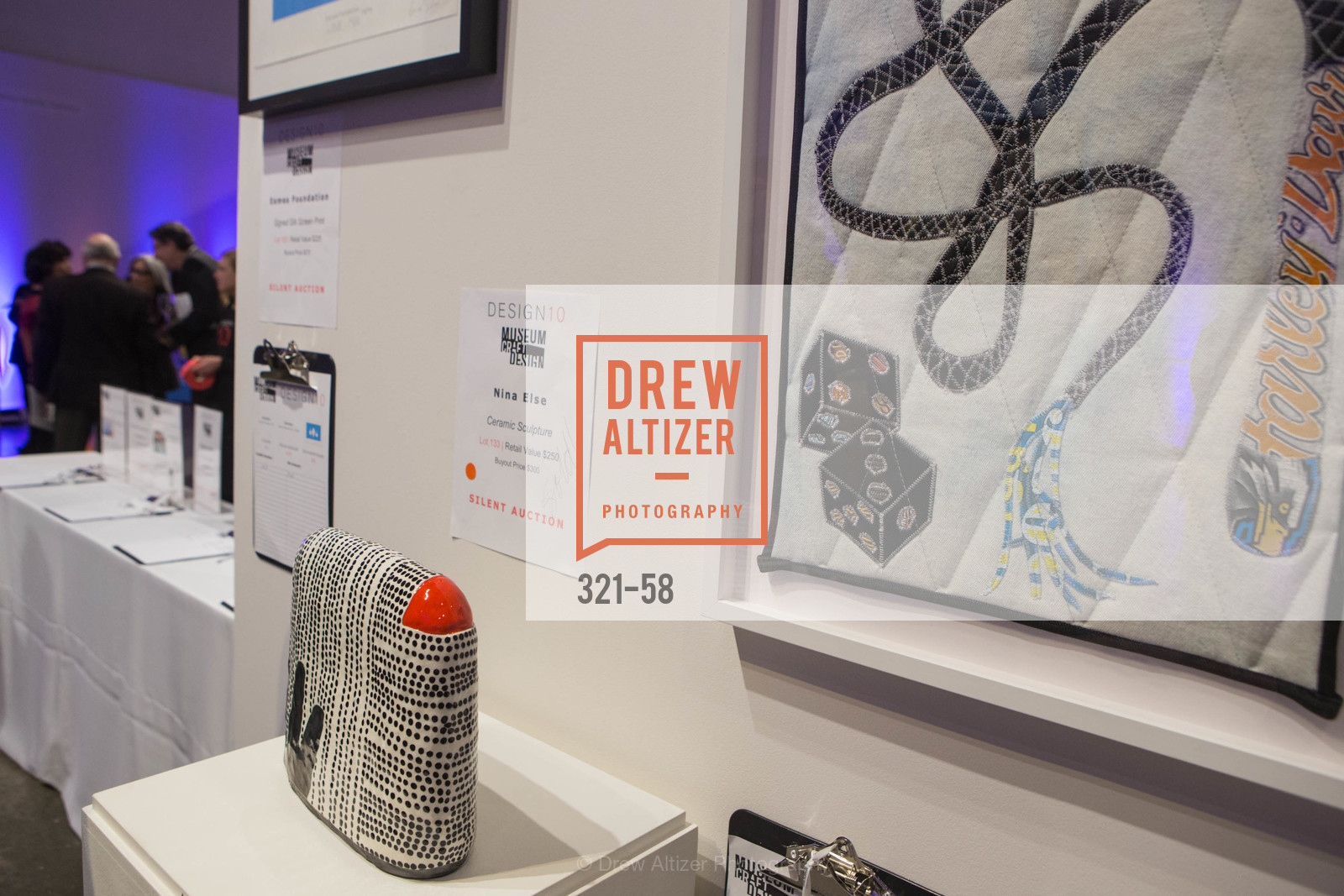 Atmosphere, Design10 Anniversary Auction Hosted by the Museum of Craft and Design, Museum of Craft and Design, April 24th, 2015,Drew Altizer, Drew Altizer Photography, full-service event agency, private events, San Francisco photographer, photographer California