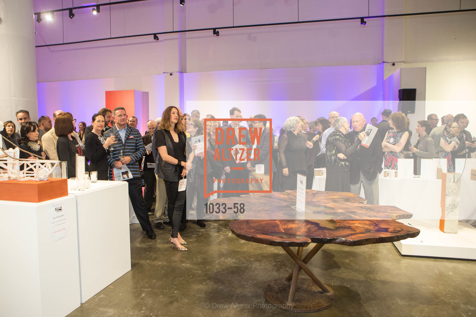 Atmosphere, Design10 Anniversary Auction Hosted by the Museum of Craft and Design, Museum of Craft and Design, April 24th, 2015,Drew Altizer, Drew Altizer Photography, full-service agency, private events, San Francisco photographer, photographer california
