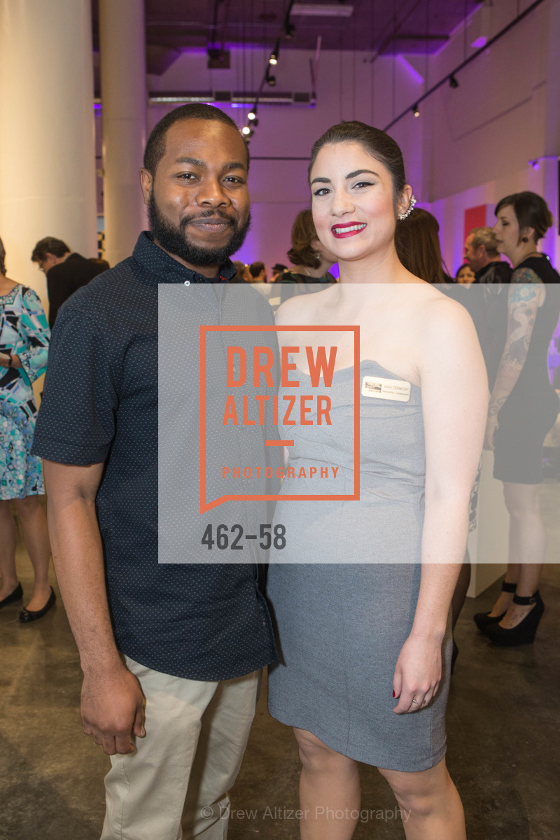Samuel Abahaya, Sara Dermody, Design10 Anniversary Auction Hosted by the Museum of Craft and Design, Museum of Craft and Design, April 24th, 2015,Drew Altizer, Drew Altizer Photography, full-service agency, private events, San Francisco photographer, photographer california