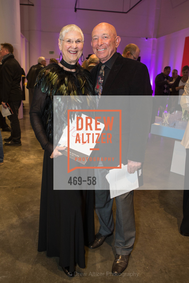 Rosemary Maresca, Phil Maresca, Design10 Anniversary Auction Hosted by the Museum of Craft and Design, Museum of Craft and Design, April 24th, 2015,Drew Altizer, Drew Altizer Photography, full-service event agency, private events, San Francisco photographer, photographer California