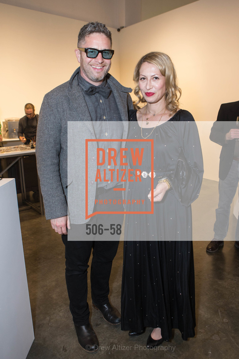 Guthrie Dolin, Irene Shoikhet, Design10 Anniversary Auction Hosted by the Museum of Craft and Design, Museum of Craft and Design, April 24th, 2015,Drew Altizer, Drew Altizer Photography, full-service event agency, private events, San Francisco photographer, photographer California