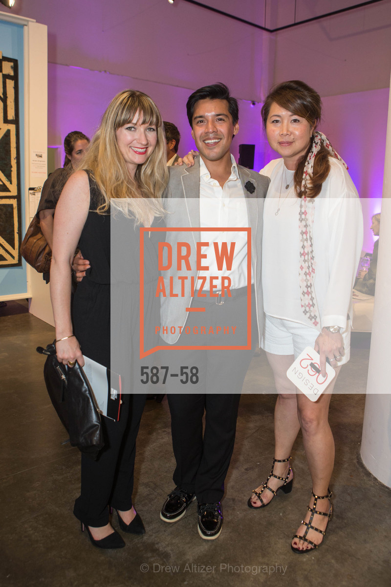 Kelly Wahlstrom, Ray Ramirez, Grace Hawthorne, Design10 Anniversary Auction Hosted by the Museum of Craft and Design, Museum of Craft and Design, April 24th, 2015,Drew Altizer, Drew Altizer Photography, full-service agency, private events, San Francisco photographer, photographer california
