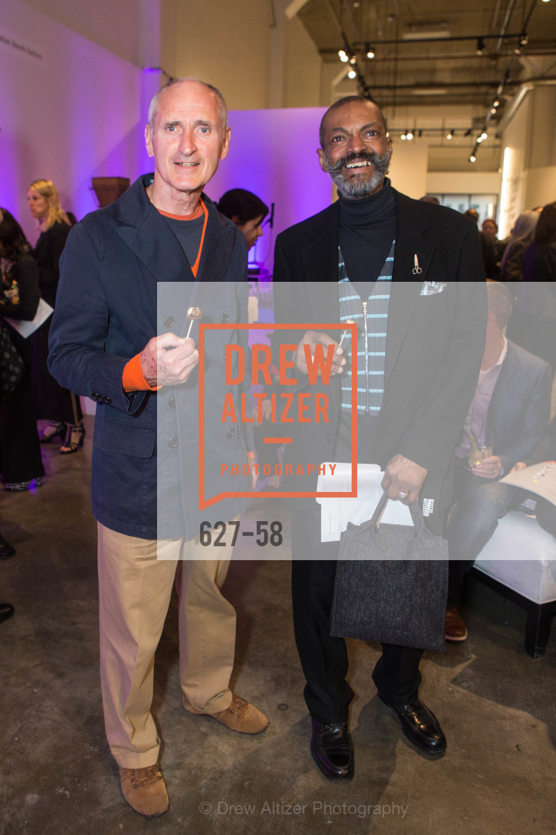 Terry Schell, Doug Davis, Design10 Anniversary Auction Hosted by the Museum of Craft and Design, Museum of Craft and Design, April 24th, 2015,Drew Altizer, Drew Altizer Photography, full-service agency, private events, San Francisco photographer, photographer california