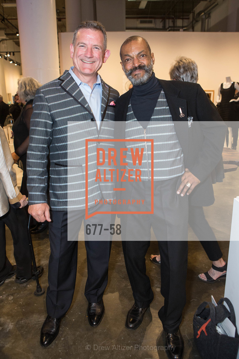 Mark Dwight, Doug Davis, Design10 Anniversary Auction Hosted by the Museum of Craft and Design, Museum of Craft and Design, April 24th, 2015,Drew Altizer, Drew Altizer Photography, full-service agency, private events, San Francisco photographer, photographer california