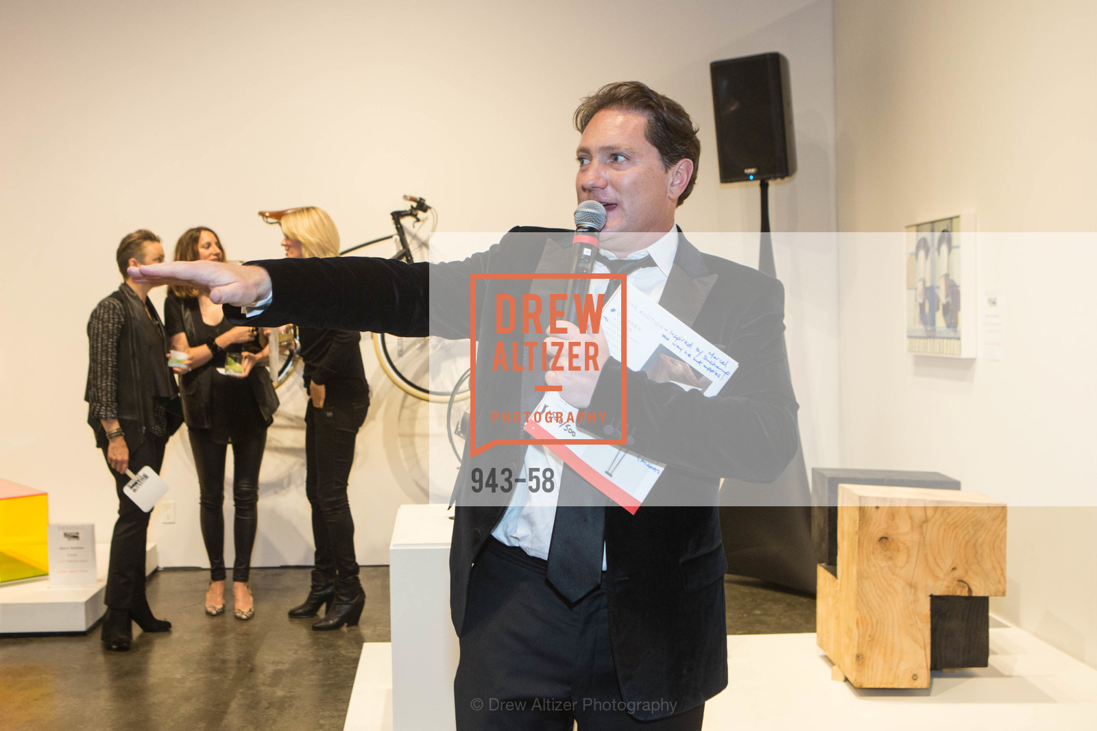 Liam Mayclem, Design10 Anniversary Auction Hosted by the Museum of Craft and Design, Museum of Craft and Design, April 24th, 2015,Drew Altizer, Drew Altizer Photography, full-service event agency, private events, San Francisco photographer, photographer California