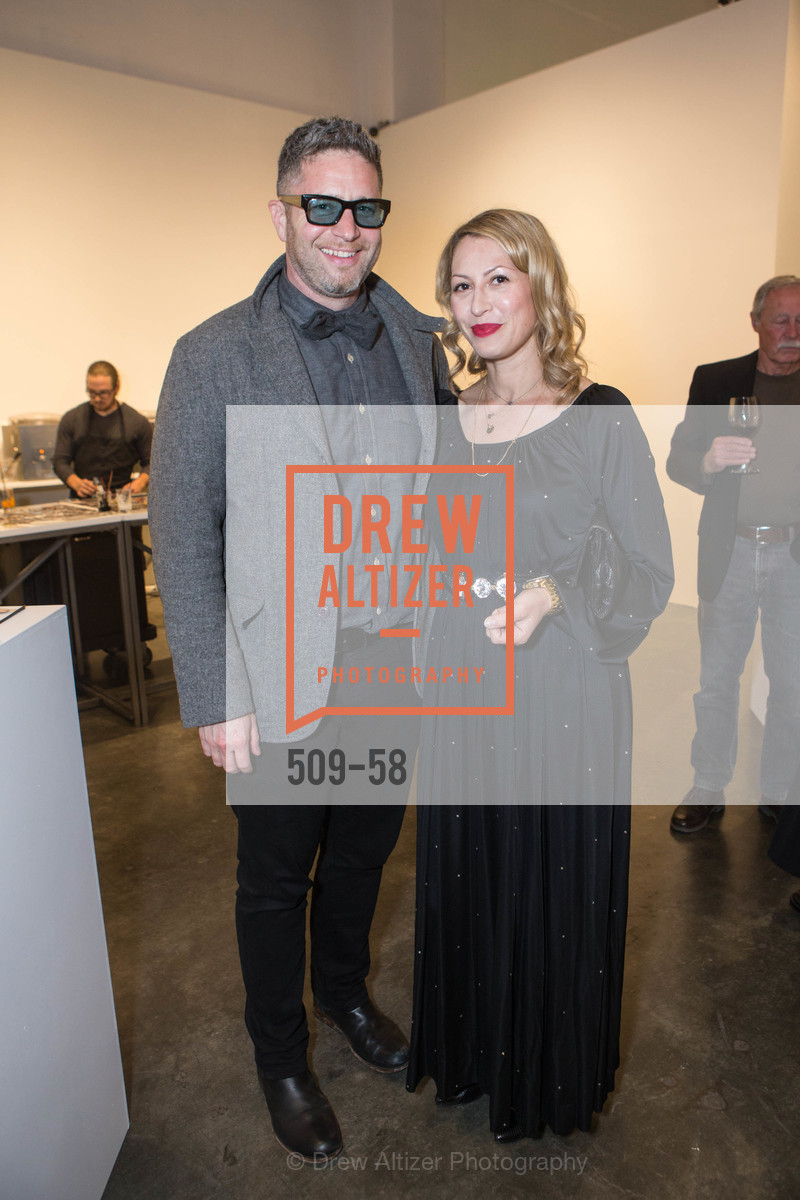 Guthrie Dolin, Irene Shoikhet, Design10 Anniversary Auction Hosted by the Museum of Craft and Design, Museum of Craft and Design, April 24th, 2015,Drew Altizer, Drew Altizer Photography, full-service agency, private events, San Francisco photographer, photographer california