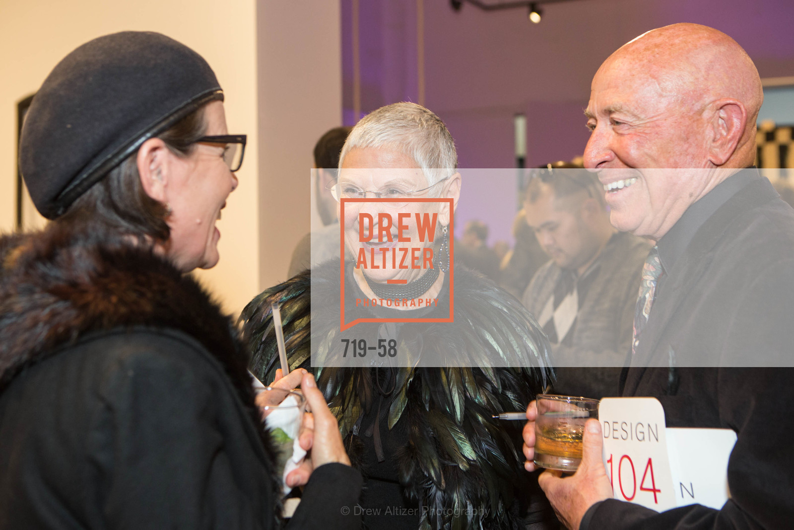 Rosemary Maresca, Phil Maresca, Design10 Anniversary Auction Hosted by the Museum of Craft and Design, Museum of Craft and Design, April 24th, 2015,Drew Altizer, Drew Altizer Photography, full-service agency, private events, San Francisco photographer, photographer california