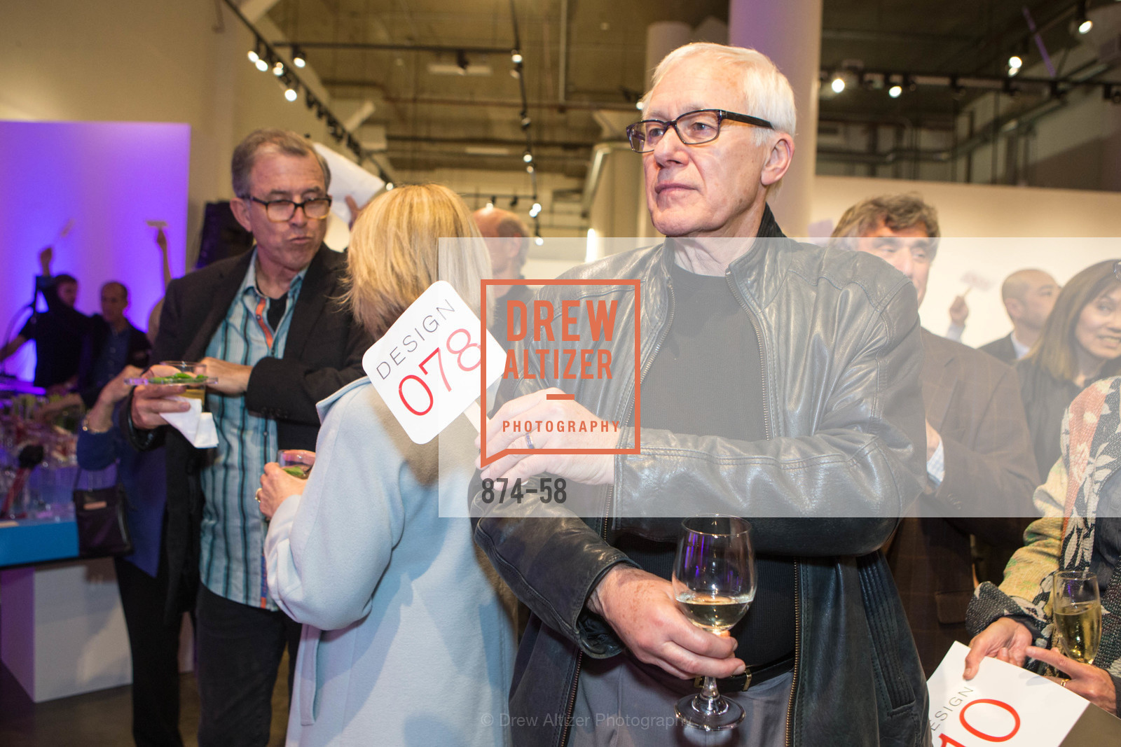 Paul Karlstrom, Design10 Anniversary Auction Hosted by the Museum of Craft and Design, Museum of Craft and Design, April 24th, 2015,Drew Altizer, Drew Altizer Photography, full-service agency, private events, San Francisco photographer, photographer california