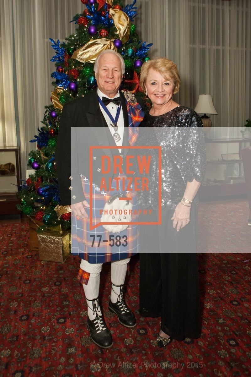 Jeffrey Craighead, Day O'Brien, St. Andrew's Society of San Francisco Annual Banquet and Ball 2015, Marines' Memorial Club & Hotel. 609 Sutter St, November 28th, 2015,Drew Altizer, Drew Altizer Photography, full-service agency, private events, San Francisco photographer, photographer california