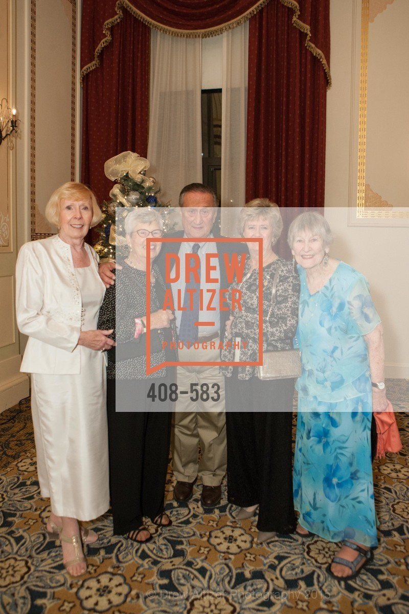 Betty Legan, Jane Standing, Dennis Catonigro, Lisa Catonigro, Joan Carroll, St. Andrew's Society of San Francisco Annual Banquet and Ball 2015, Marines' Memorial Club & Hotel. 609 Sutter St, November 28th, 2015,Drew Altizer, Drew Altizer Photography, full-service agency, private events, San Francisco photographer, photographer california