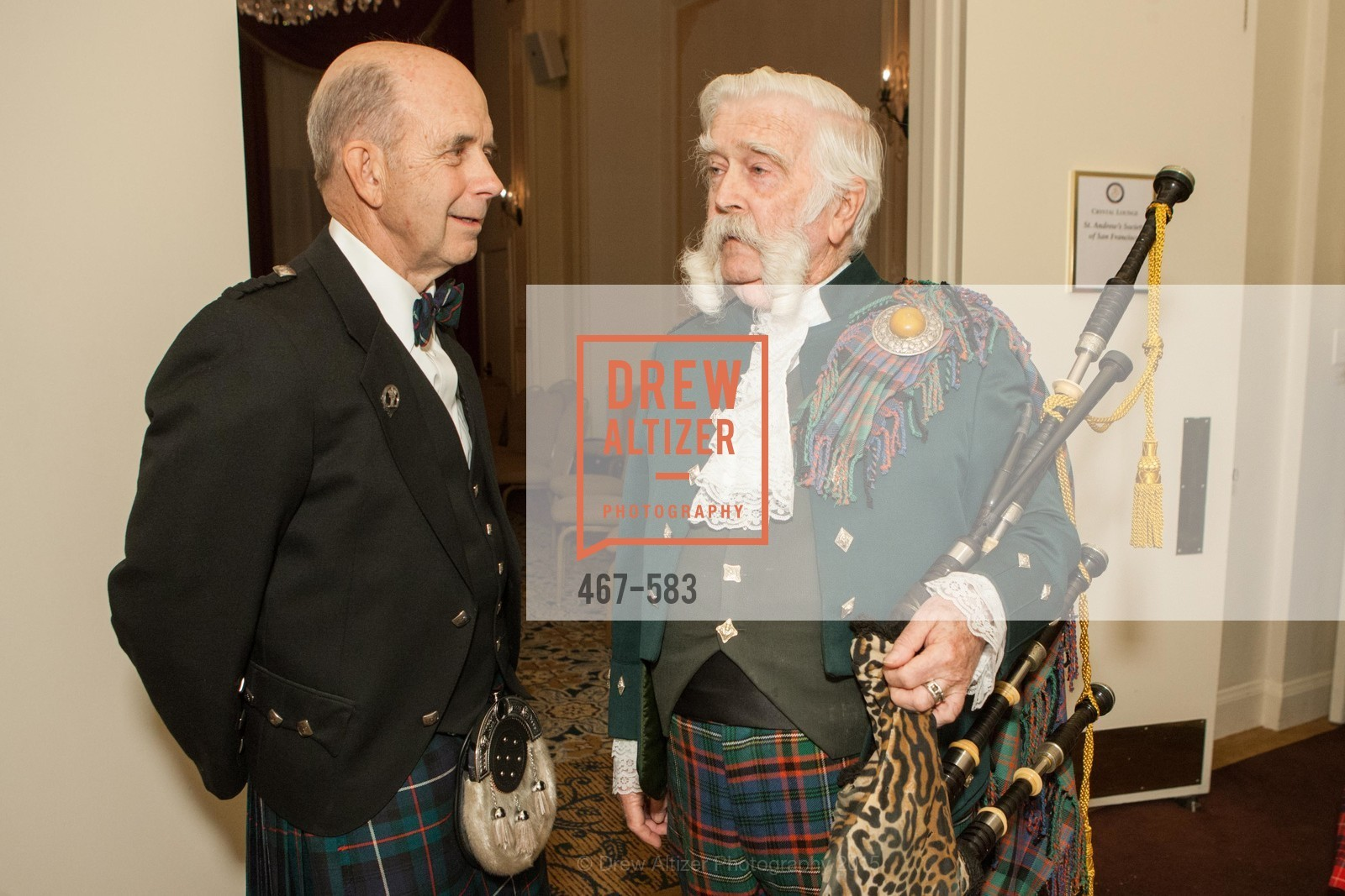 Bill McKown, Jek Cunningham, St. Andrew's Society of San Francisco Annual Banquet and Ball 2015, Marines' Memorial Club & Hotel. 609 Sutter St, November 28th, 2015,Drew Altizer, Drew Altizer Photography, full-service agency, private events, San Francisco photographer, photographer california