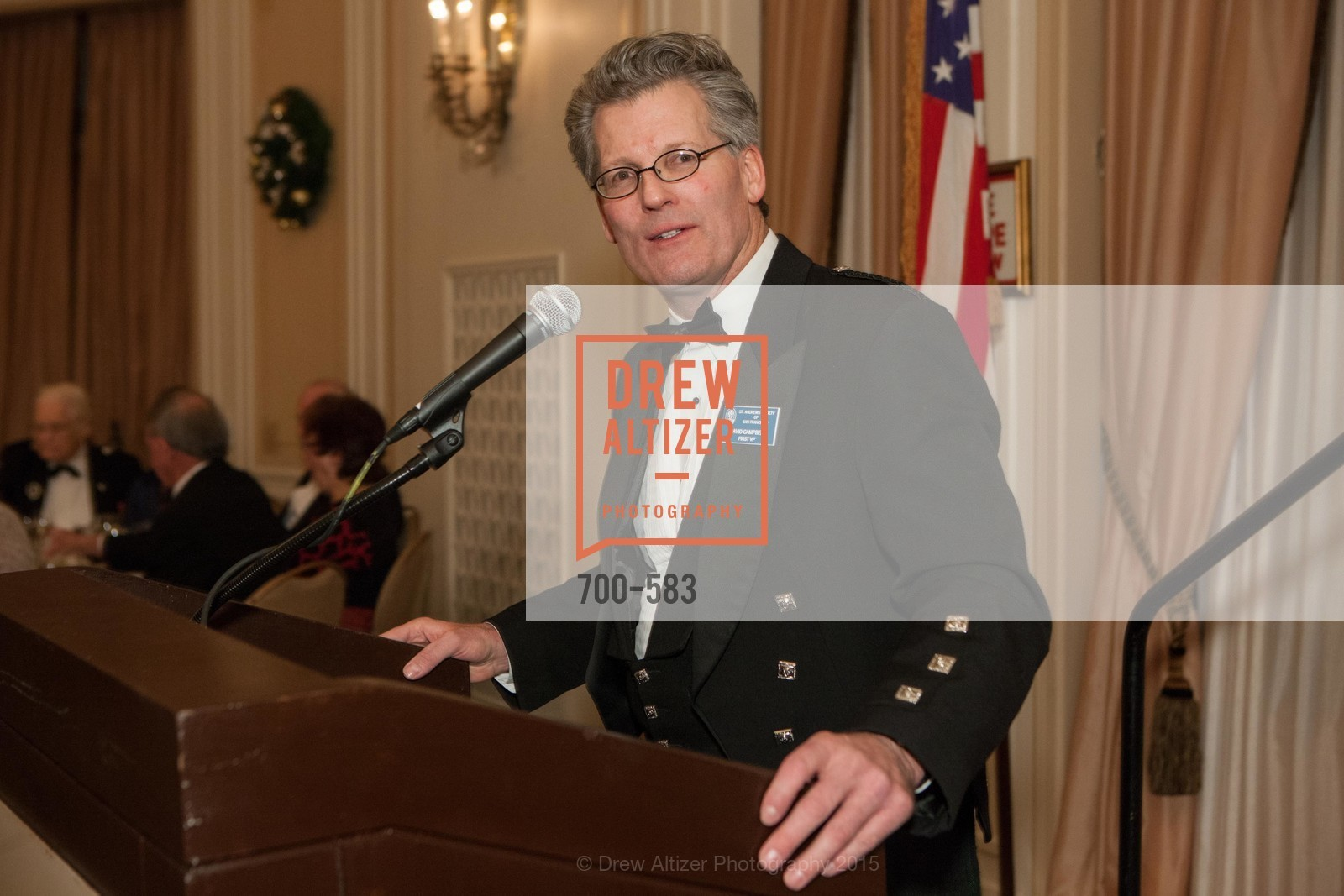 David Campbell, St. Andrew's Society of San Francisco Annual Banquet and Ball 2015, Marines' Memorial Club & Hotel. 609 Sutter St, November 28th, 2015,Drew Altizer, Drew Altizer Photography, full-service event agency, private events, San Francisco photographer, photographer California