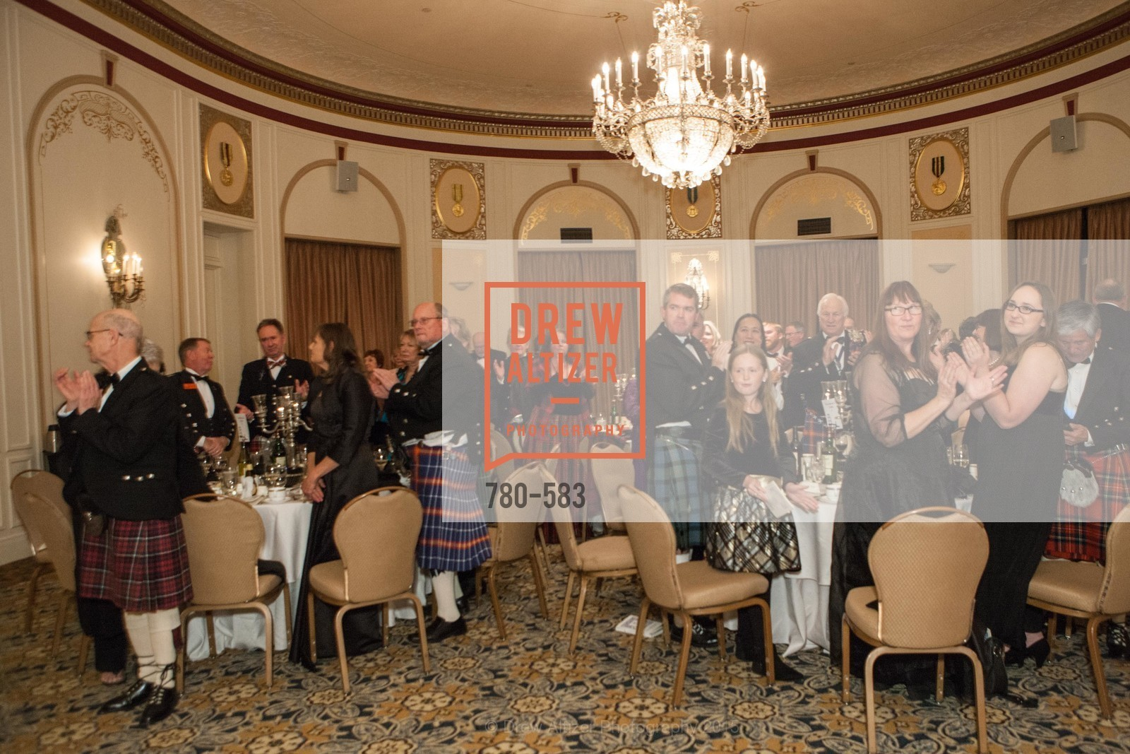 Atmosphere, St. Andrew's Society of San Francisco Annual Banquet and Ball 2015, Marines' Memorial Club & Hotel. 609 Sutter St, November 28th, 2015,Drew Altizer, Drew Altizer Photography, full-service event agency, private events, San Francisco photographer, photographer California