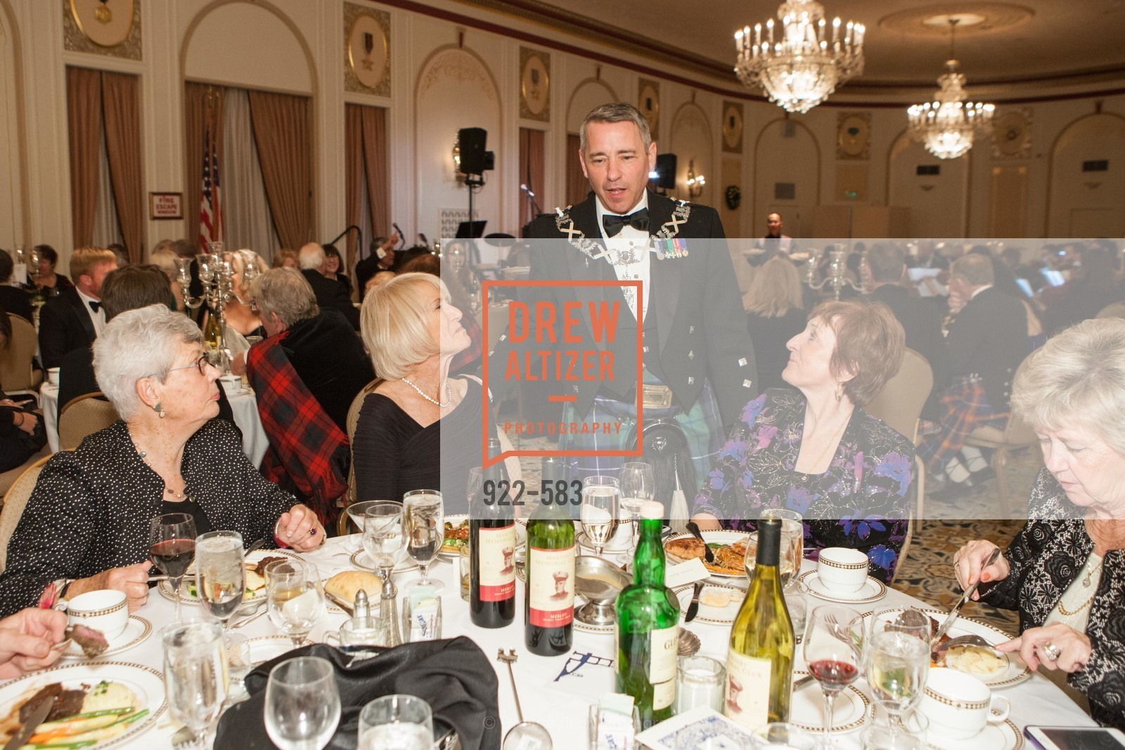 Jamie Koyil, St. Andrew's Society of San Francisco Annual Banquet and Ball 2015, Marines' Memorial Club & Hotel. 609 Sutter St, November 28th, 2015,Drew Altizer, Drew Altizer Photography, full-service agency, private events, San Francisco photographer, photographer california