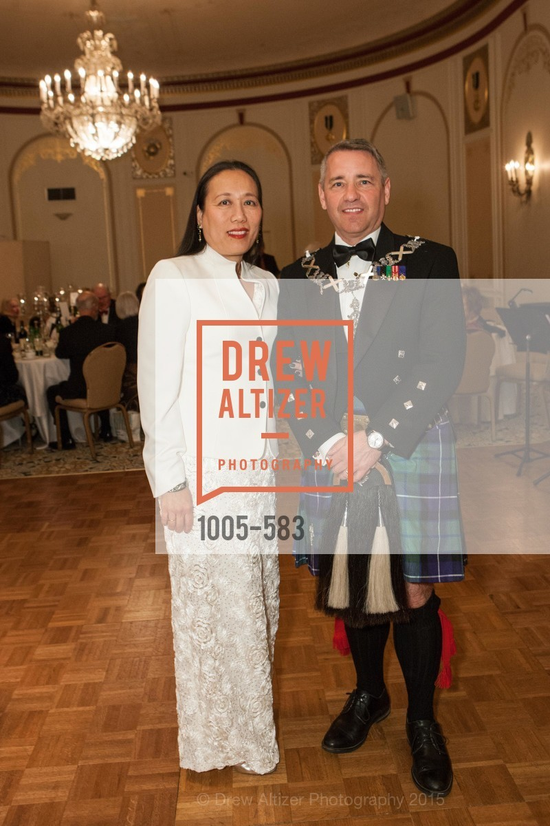 Psering Kyle, Jamie Koyil, St. Andrew's Society of San Francisco Annual Banquet and Ball 2015, Marines' Memorial Club & Hotel. 609 Sutter St, November 28th, 2015,Drew Altizer, Drew Altizer Photography, full-service agency, private events, San Francisco photographer, photographer california