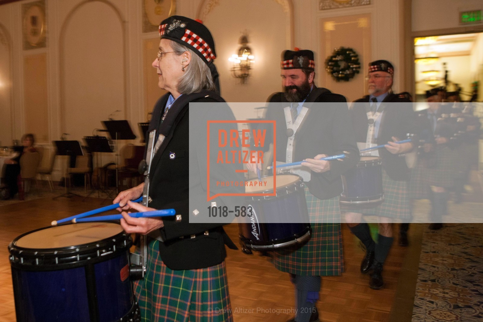 Performance, St. Andrew's Society of San Francisco Annual Banquet and Ball 2015, Marines' Memorial Club & Hotel. 609 Sutter St, November 28th, 2015,Drew Altizer, Drew Altizer Photography, full-service event agency, private events, San Francisco photographer, photographer California
