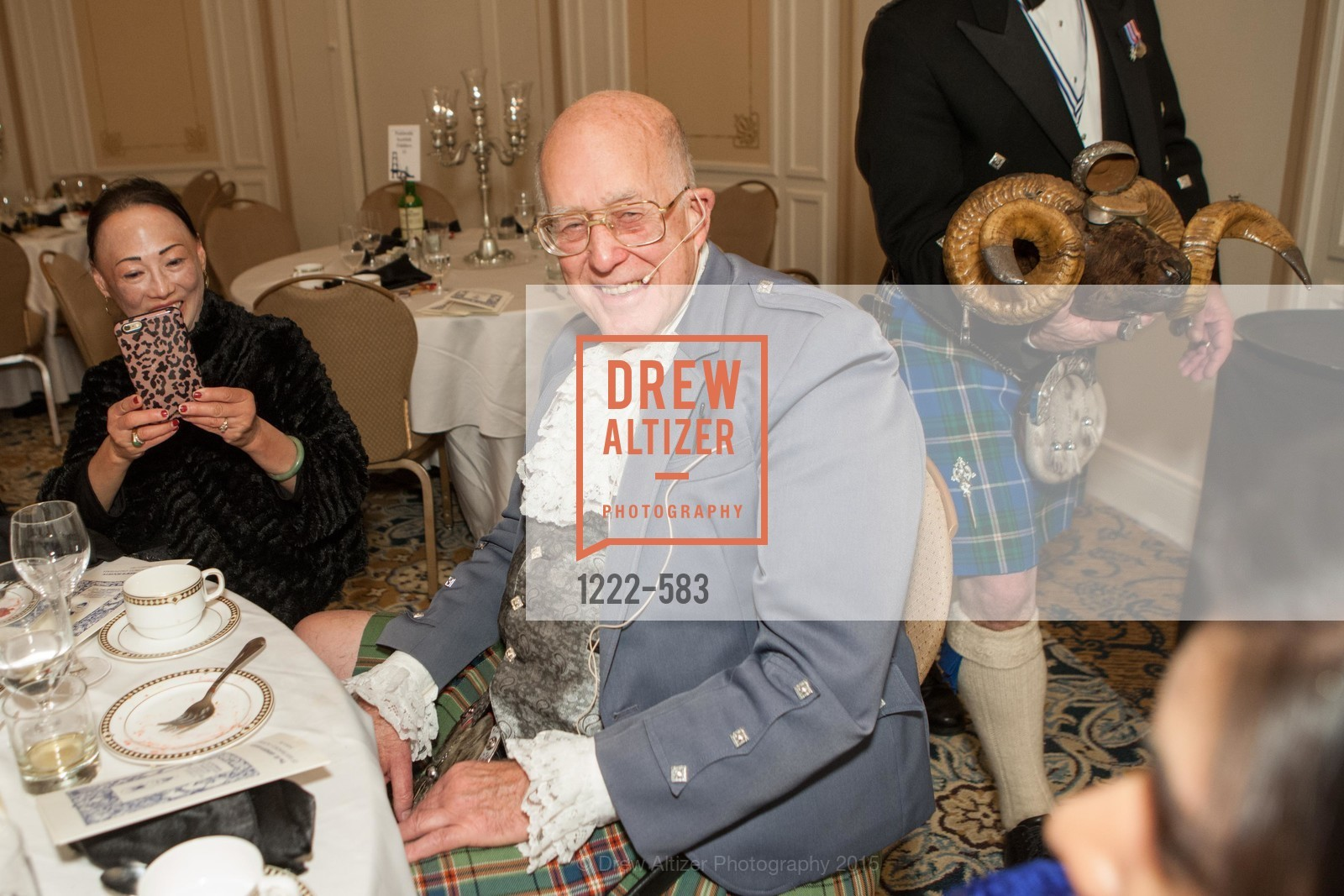 Fred Macondray, St. Andrew's Society of San Francisco Annual Banquet and Ball 2015, Marines' Memorial Club & Hotel. 609 Sutter St, November 28th, 2015,Drew Altizer, Drew Altizer Photography, full-service event agency, private events, San Francisco photographer, photographer California