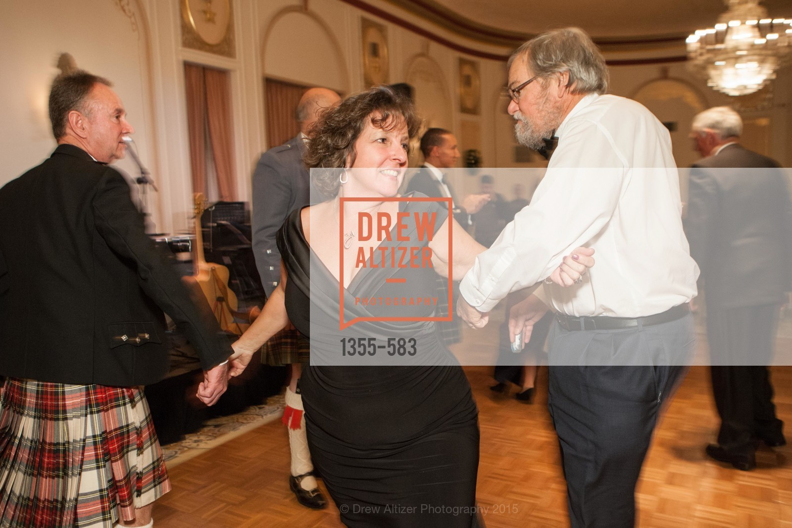 Dance Floor, St. Andrew's Society of San Francisco Annual Banquet and Ball 2015, Marines' Memorial Club & Hotel. 609 Sutter St, November 28th, 2015,Drew Altizer, Drew Altizer Photography, full-service agency, private events, San Francisco photographer, photographer california
