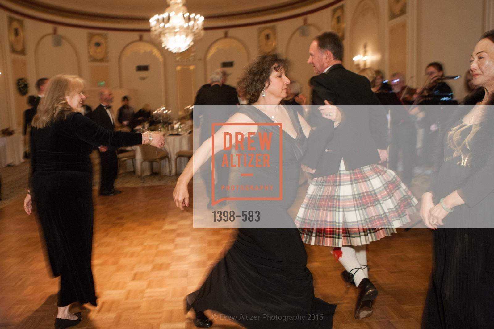 Dance Floor, St. Andrew's Society of San Francisco Annual Banquet and Ball 2015, Marines' Memorial Club & Hotel. 609 Sutter St, November 28th, 2015,Drew Altizer, Drew Altizer Photography, full-service event agency, private events, San Francisco photographer, photographer California