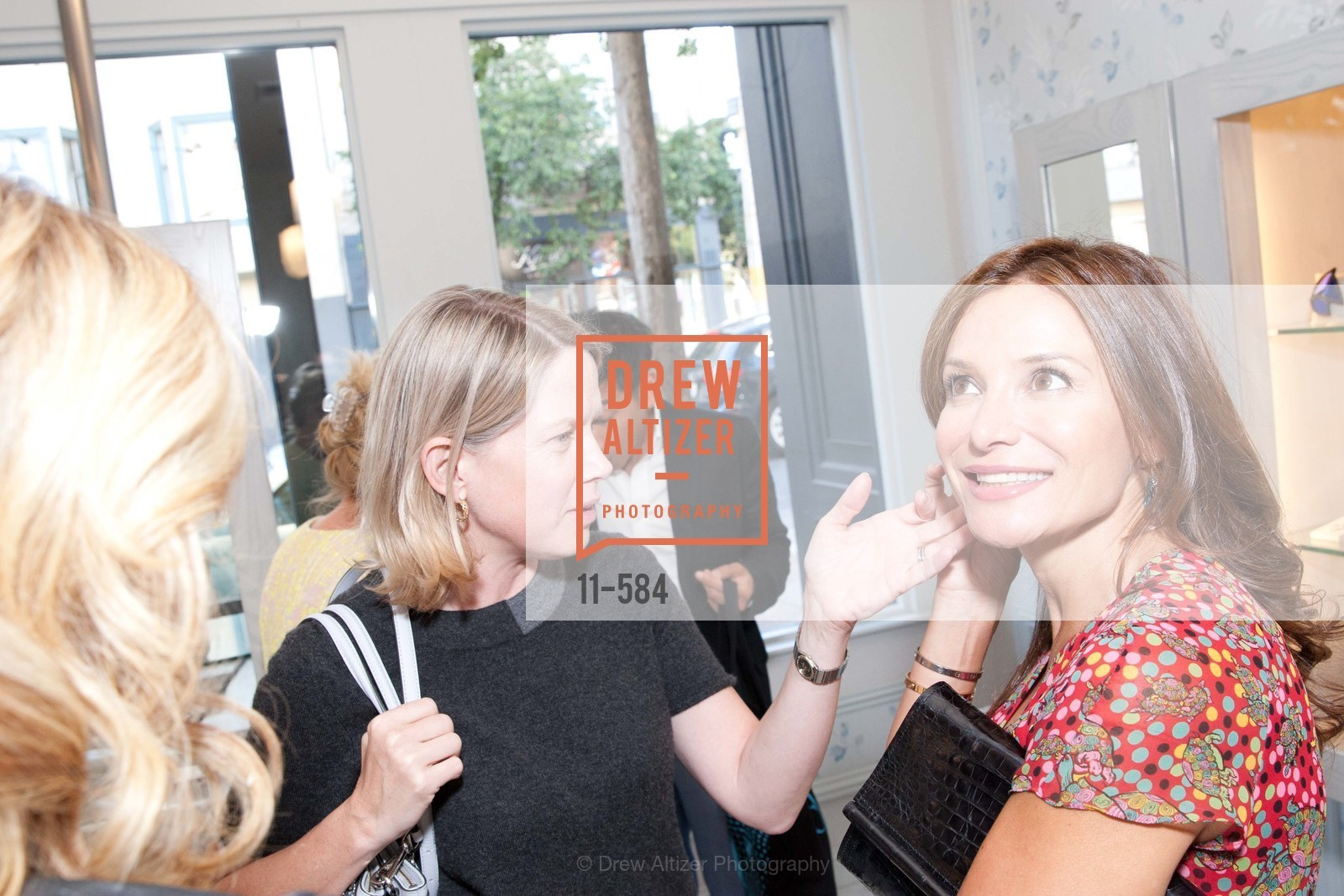 Ariane Trimuschat, Claudia Ross, 141001-AlexisBittar-correct, US, October 1st, 2014,Drew Altizer, Drew Altizer Photography, full-service agency, private events, San Francisco photographer, photographer california