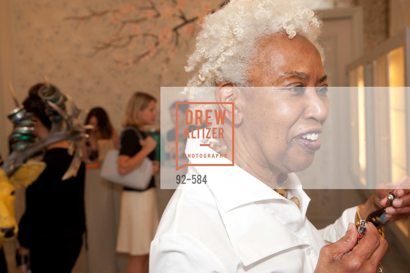 Elba McIntosh, Alexis Bittar Event; Support of the San Francisco Fall Antique Show Benefitting Enterprise for High School Students Francisco Fall Antique Show, benefiting Enterprise for High School Students, US, October 2nd, 2014,Drew Altizer, Drew Altizer Photography, full-service agency, private events, San Francisco photographer, photographer california