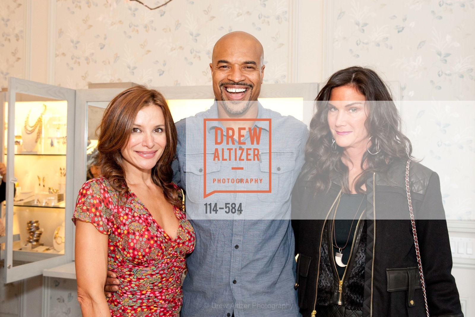 Claudia Ross, Pierce Charleston, Lisa Alexander, Alexis Bittar Event; Support of the San Francisco Fall Antique Show Benefitting Enterprise for High School Students Francisco Fall Antique Show, benefiting Enterprise for High School Students, US, October 2nd, 2014,Drew Altizer, Drew Altizer Photography, full-service agency, private events, San Francisco photographer, photographer california