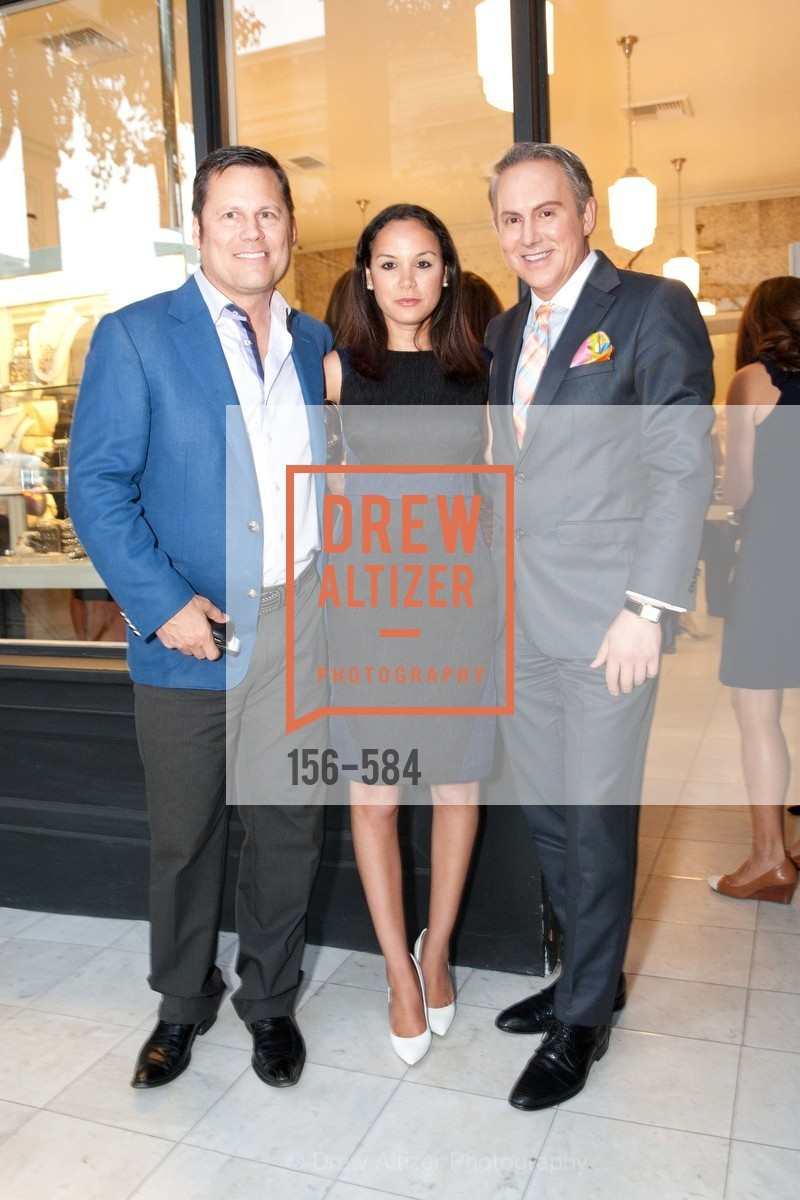 Mark Calvano, Bahya Oumil-Murad, Joel Goodrich, 141001-AlexisBittar-correct, US, October 1st, 2014,Drew Altizer, Drew Altizer Photography, full-service agency, private events, San Francisco photographer, photographer california