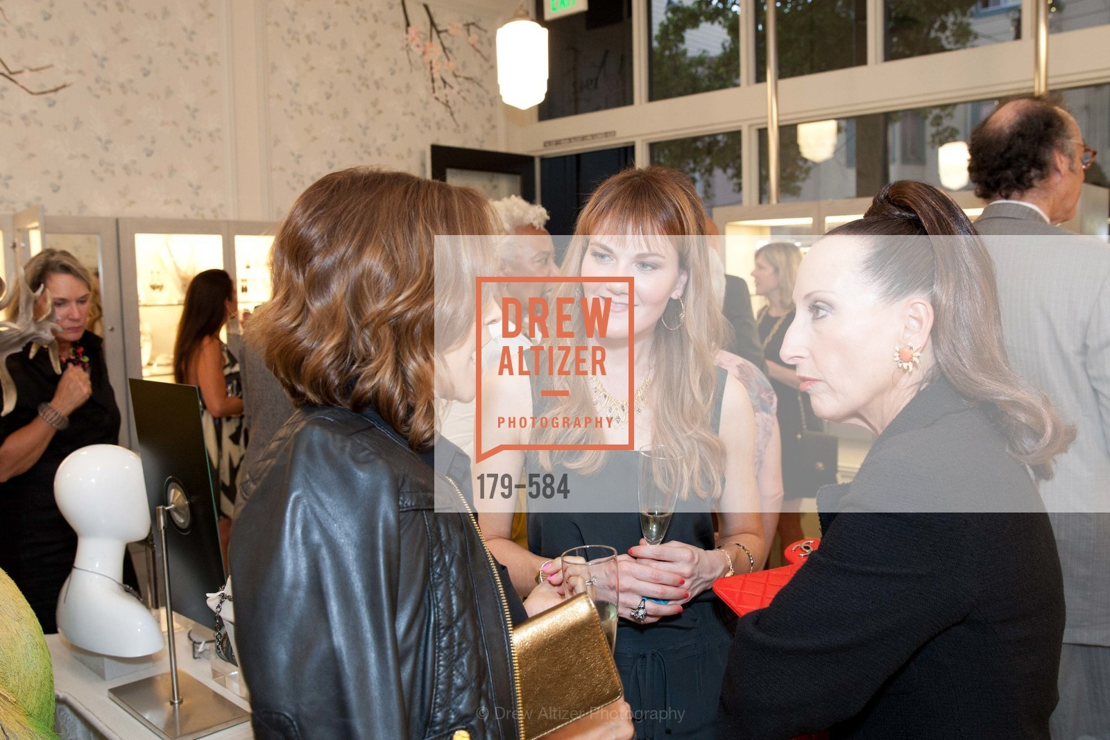 Ginger Coy, Toni Wolfson, 141001-AlexisBittar-correct, US, October 1st, 2014,Drew Altizer, Drew Altizer Photography, full-service agency, private events, San Francisco photographer, photographer california
