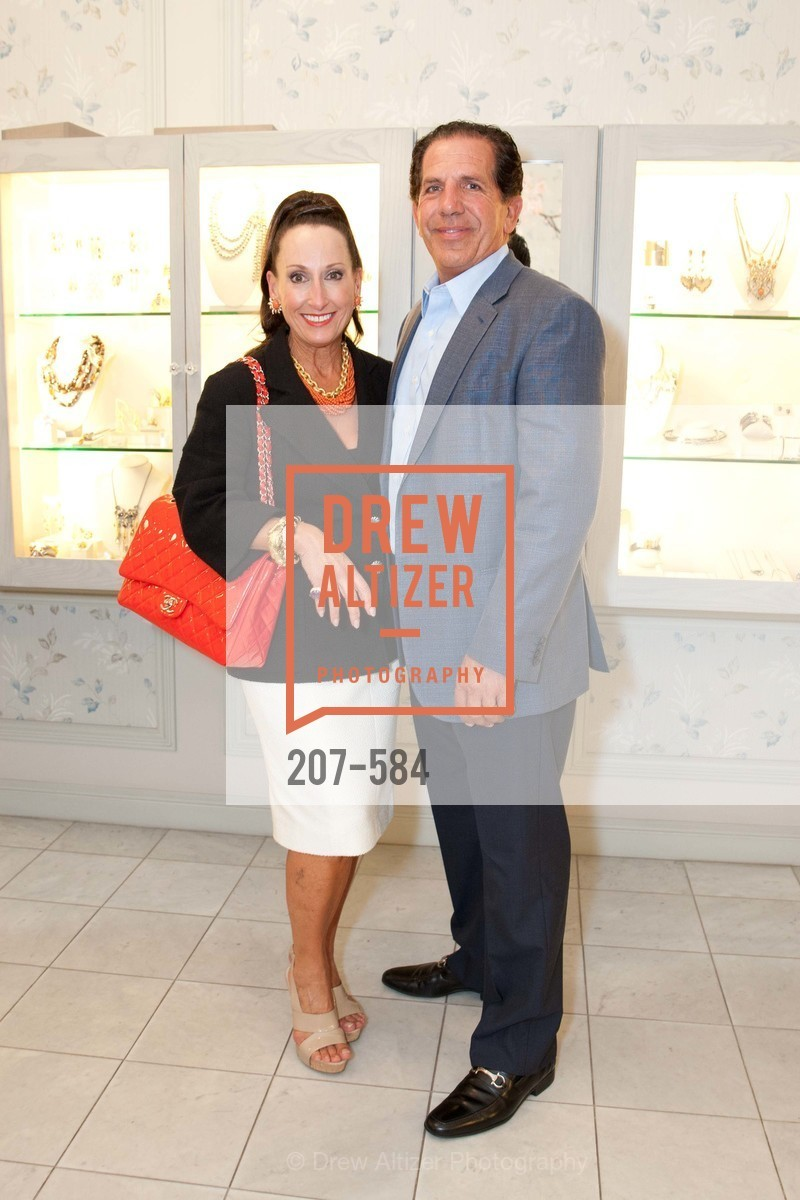 Toni Wolfson, Bob Federighi, Alexis Bittar Event; Support of the San Francisco Fall Antique Show Benefitting Enterprise for High School Students Francisco Fall Antique Show, benefiting Enterprise for High School Students, US, October 2nd, 2014,Drew Altizer, Drew Altizer Photography, full-service agency, private events, San Francisco photographer, photographer california