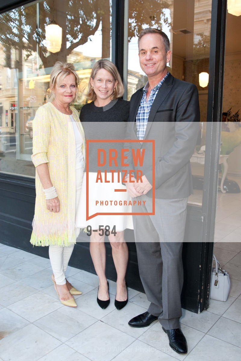 Alison Carlson, Ariane Trimuschat, Peter Mueller, Alexis Bittar Event; Support of the San Francisco Fall Antique Show Benefitting Enterprise for High School Students Francisco Fall Antique Show, benefiting Enterprise for High School Students, US, October 2nd, 2014,Drew Altizer, Drew Altizer Photography, full-service agency, private events, San Francisco photographer, photographer california