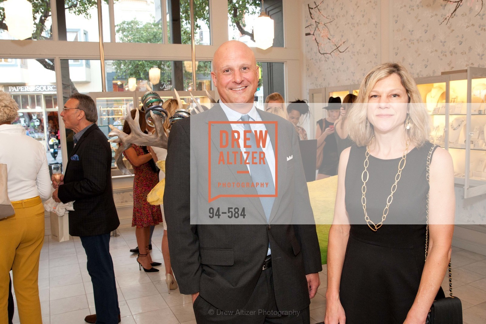 Mils Levine, Anya Levine, 141001-AlexisBittar-correct, US, October 1st, 2014,Drew Altizer, Drew Altizer Photography, full-service agency, private events, San Francisco photographer, photographer california