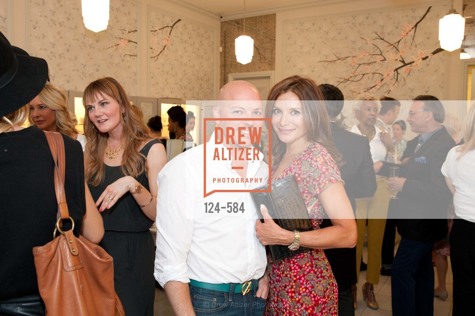 David Nash, Claudia Ross, 141001-AlexisBittar-correct, US, October 1st, 2014,Drew Altizer, Drew Altizer Photography, full-service agency, private events, San Francisco photographer, photographer california