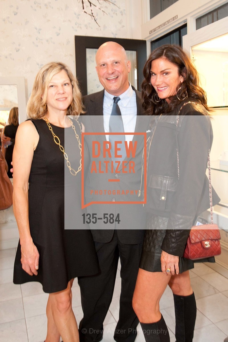 Anya Levine, Mils Levine, Lisa Alexander, Alexis Bittar Event; Support of the San Francisco Fall Antique Show Benefitting Enterprise for High School Students Francisco Fall Antique Show, benefiting Enterprise for High School Students, US, October 2nd, 2014,Drew Altizer, Drew Altizer Photography, full-service agency, private events, San Francisco photographer, photographer california