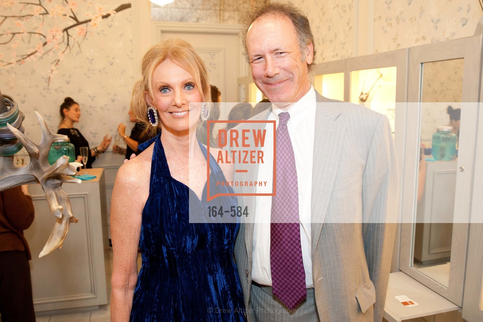 Belinda Berry, Tom Barrett, Alexis Bittar Event; Support of the San Francisco Fall Antique Show Benefitting Enterprise for High School Students Francisco Fall Antique Show, benefiting Enterprise for High School Students, US, October 2nd, 2014,Drew Altizer, Drew Altizer Photography, full-service agency, private events, San Francisco photographer, photographer california