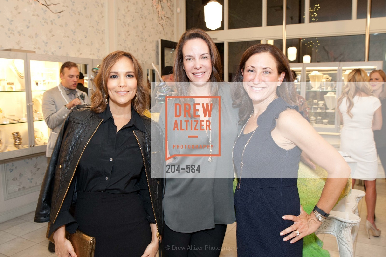 Lora DuBain, Julie Veronese, Victoria Dade, Alexis Bittar Event; Support of the San Francisco Fall Antique Show Benefitting Enterprise for High School Students Francisco Fall Antique Show, benefiting Enterprise for High School Students, US, October 2nd, 2014,Drew Altizer, Drew Altizer Photography, full-service agency, private events, San Francisco photographer, photographer california