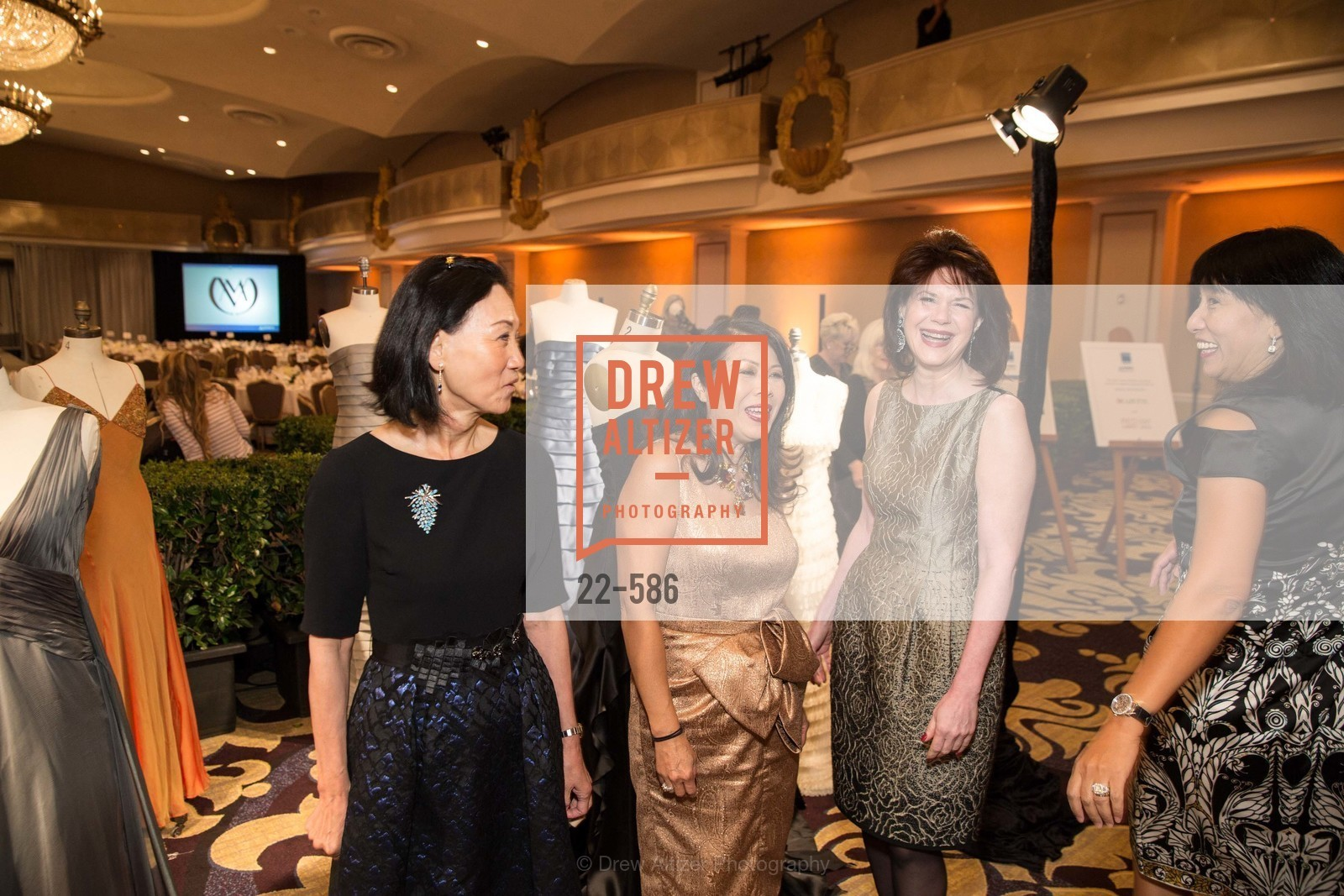 Iris Chan, Sharon Seto, Elaine Mellis, 2014 Bay Area ARTHRITIS AUXILLIARY Benefit & Fashion Show, US, October 1st, 2014,Drew Altizer, Drew Altizer Photography, full-service agency, private events, San Francisco photographer, photographer california