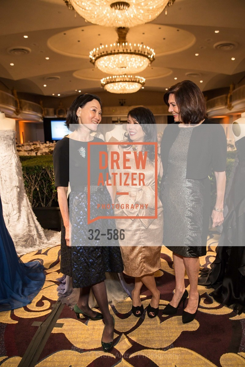 Iris Chan, Sharon Seto, Pamela Culp, 2014 Bay Area ARTHRITIS AUXILLIARY Benefit & Fashion Show, US, October 2nd, 2014,Drew Altizer, Drew Altizer Photography, full-service agency, private events, San Francisco photographer, photographer california