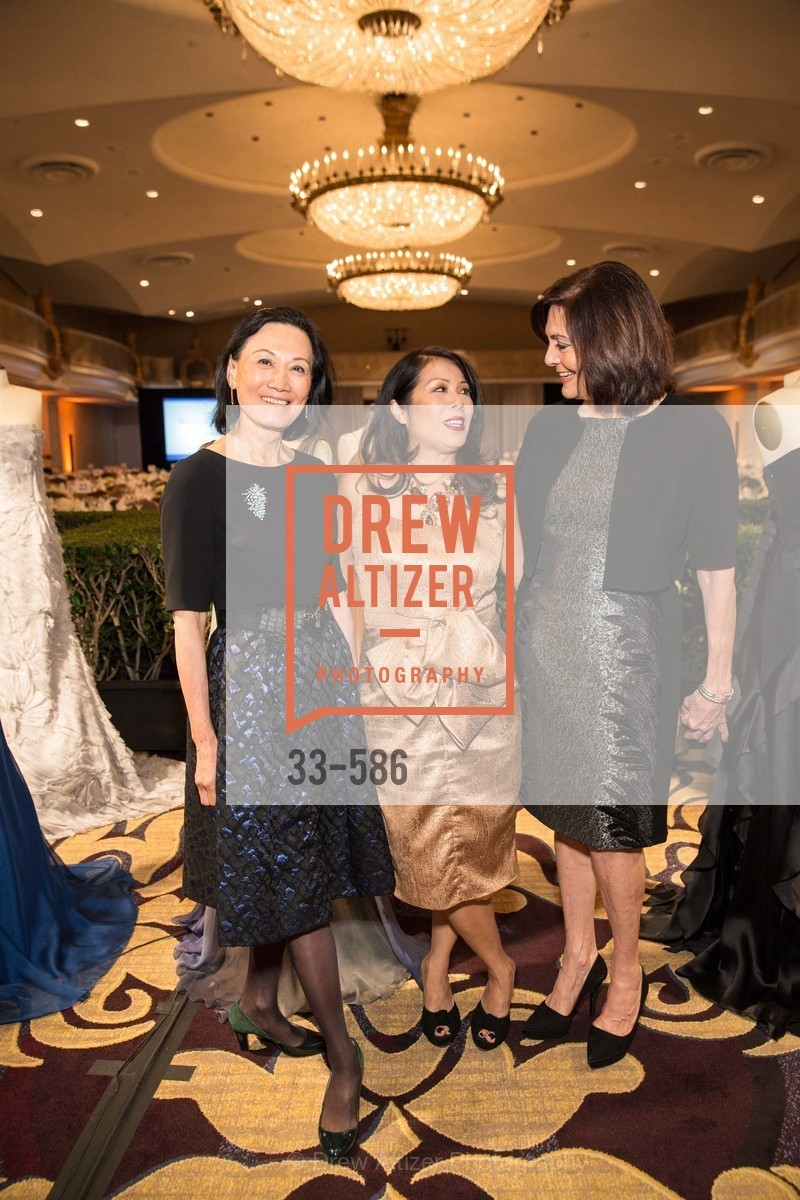 Iris Chan, Sharon Seto, Pamela Culp, 2014 Bay Area ARTHRITIS AUXILLIARY Benefit & Fashion Show, US, October 1st, 2014,Drew Altizer, Drew Altizer Photography, full-service agency, private events, San Francisco photographer, photographer california