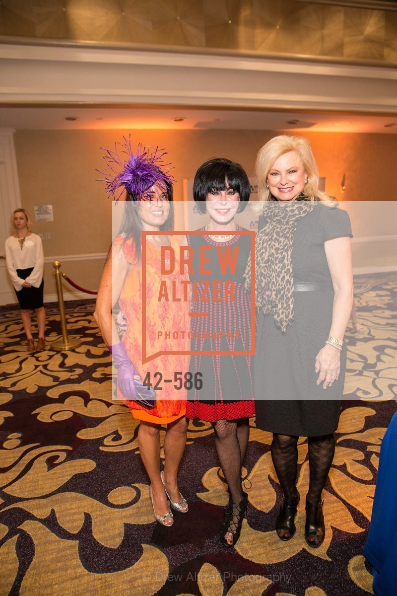 Natalia Urrutia, Marilyn Cabak, Chandra Friese, 2014 Bay Area ARTHRITIS AUXILLIARY Benefit & Fashion Show, US, October 1st, 2014,Drew Altizer, Drew Altizer Photography, full-service agency, private events, San Francisco photographer, photographer california