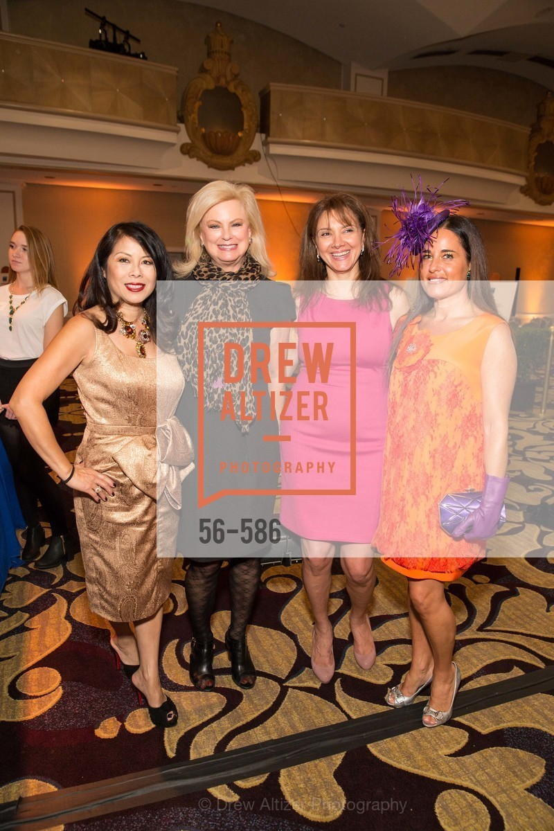 Sharon Seto, Chandra Friese, Maryam Ghajar, Natalia Urrutia, 2014 Bay Area ARTHRITIS AUXILLIARY Benefit & Fashion Show, US, October 2nd, 2014,Drew Altizer, Drew Altizer Photography, full-service event agency, private events, San Francisco photographer, photographer California