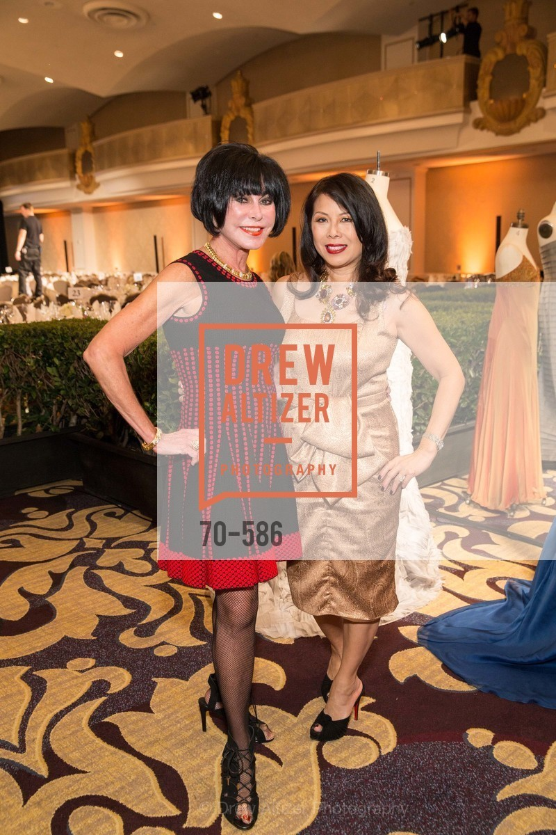 Marilyn Cabak, Sharon Seto, 2014 Bay Area ARTHRITIS AUXILLIARY Benefit & Fashion Show, US, October 2nd, 2014,Drew Altizer, Drew Altizer Photography, full-service agency, private events, San Francisco photographer, photographer california