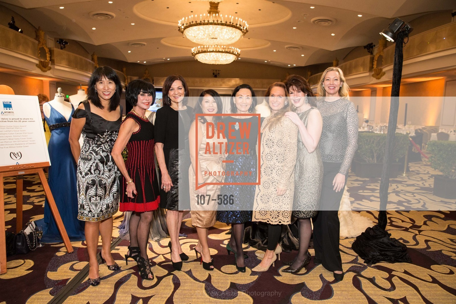 Sharon Juang, Marilyn Cabak, Pamela Culp, Sharon Seto, Iris Chan, Elisabeth Thieriot, Elaine Mellis, Betsy Vobach, 2014 Bay Area ARTHRITIS AUXILLIARY Benefit & Fashion Show, US, October 2nd, 2014,Drew Altizer, Drew Altizer Photography, full-service event agency, private events, San Francisco photographer, photographer California