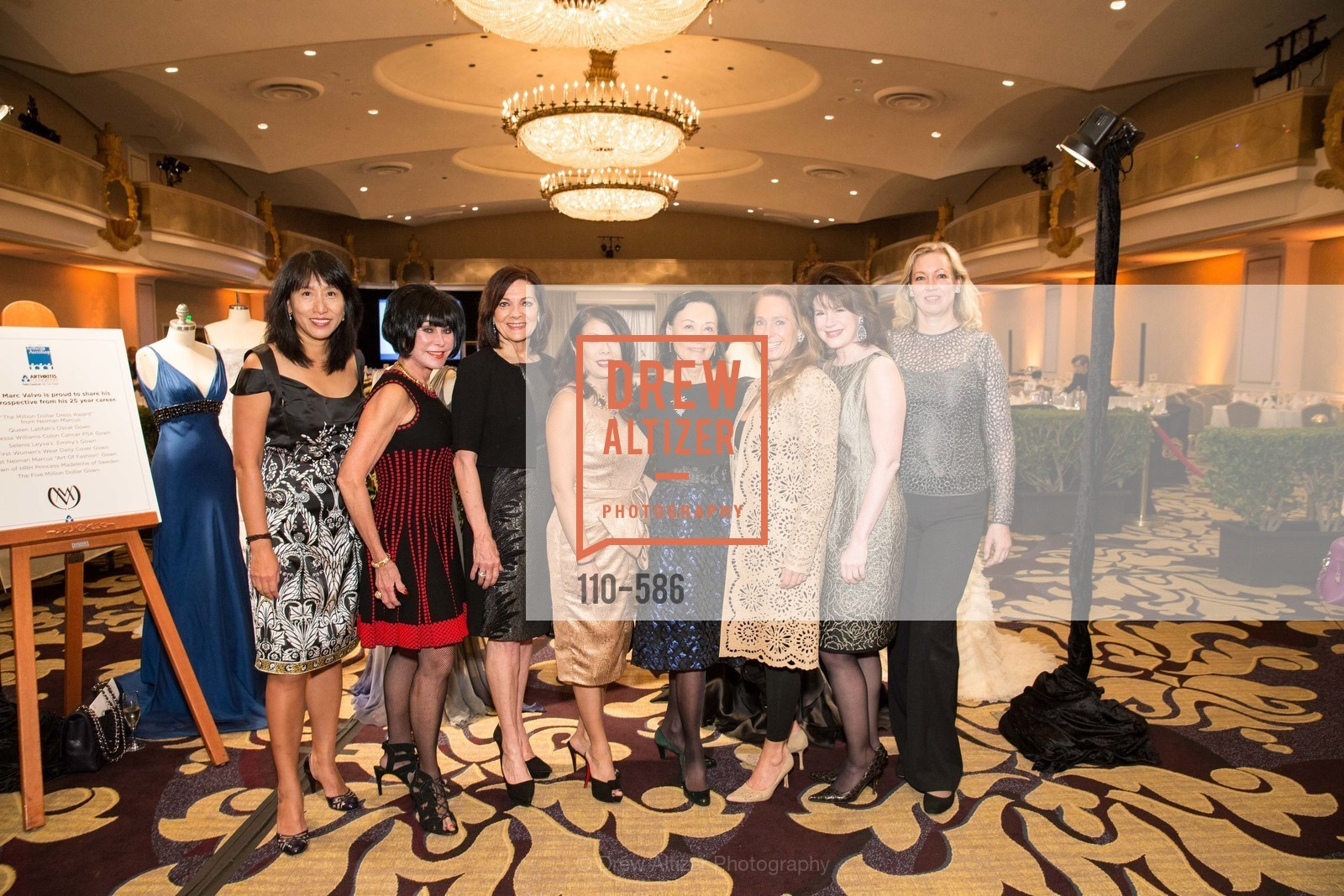 Sharon Juang, Marilyn Cabak, Pamela Culp, Sharon Seto, Iris Chan, Elisabeth Thieriot, Elaine Mellis, Betsy Vobach, 2014 Bay Area ARTHRITIS AUXILLIARY Benefit & Fashion Show, US, October 1st, 2014,Drew Altizer, Drew Altizer Photography, full-service agency, private events, San Francisco photographer, photographer california