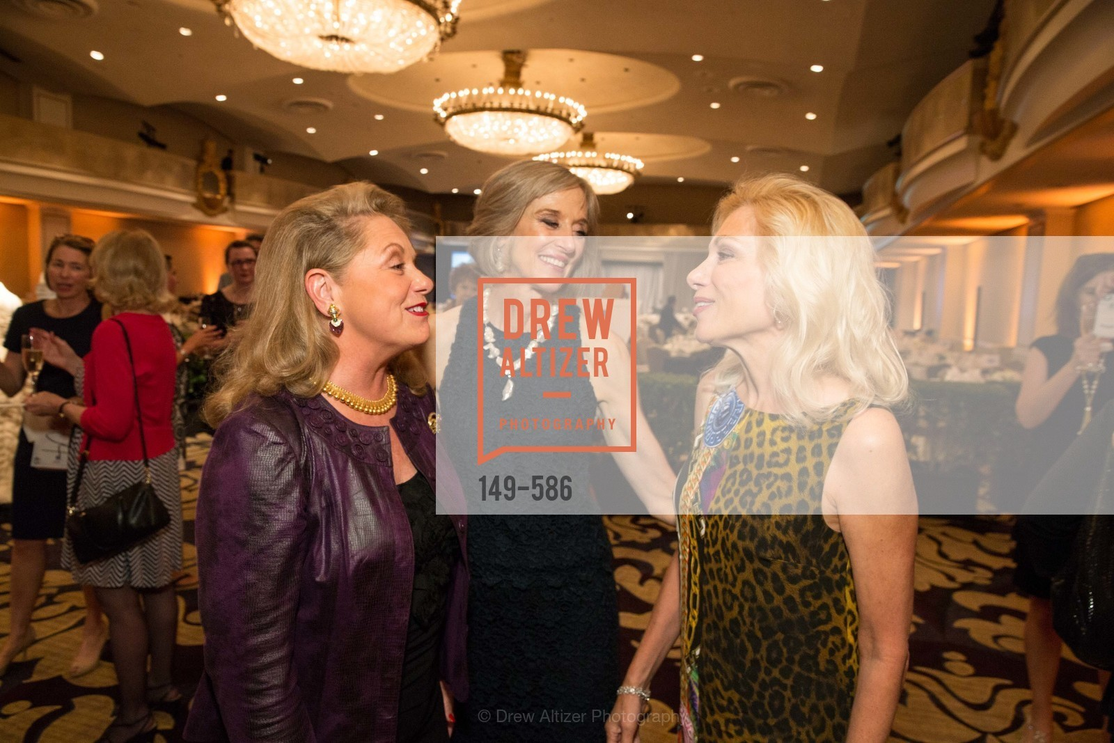 Jill Toth, PJ Handeland, Cynthia Schreuder, 2014 Bay Area ARTHRITIS AUXILLIARY Benefit & Fashion Show, US, October 1st, 2014,Drew Altizer, Drew Altizer Photography, full-service agency, private events, San Francisco photographer, photographer california