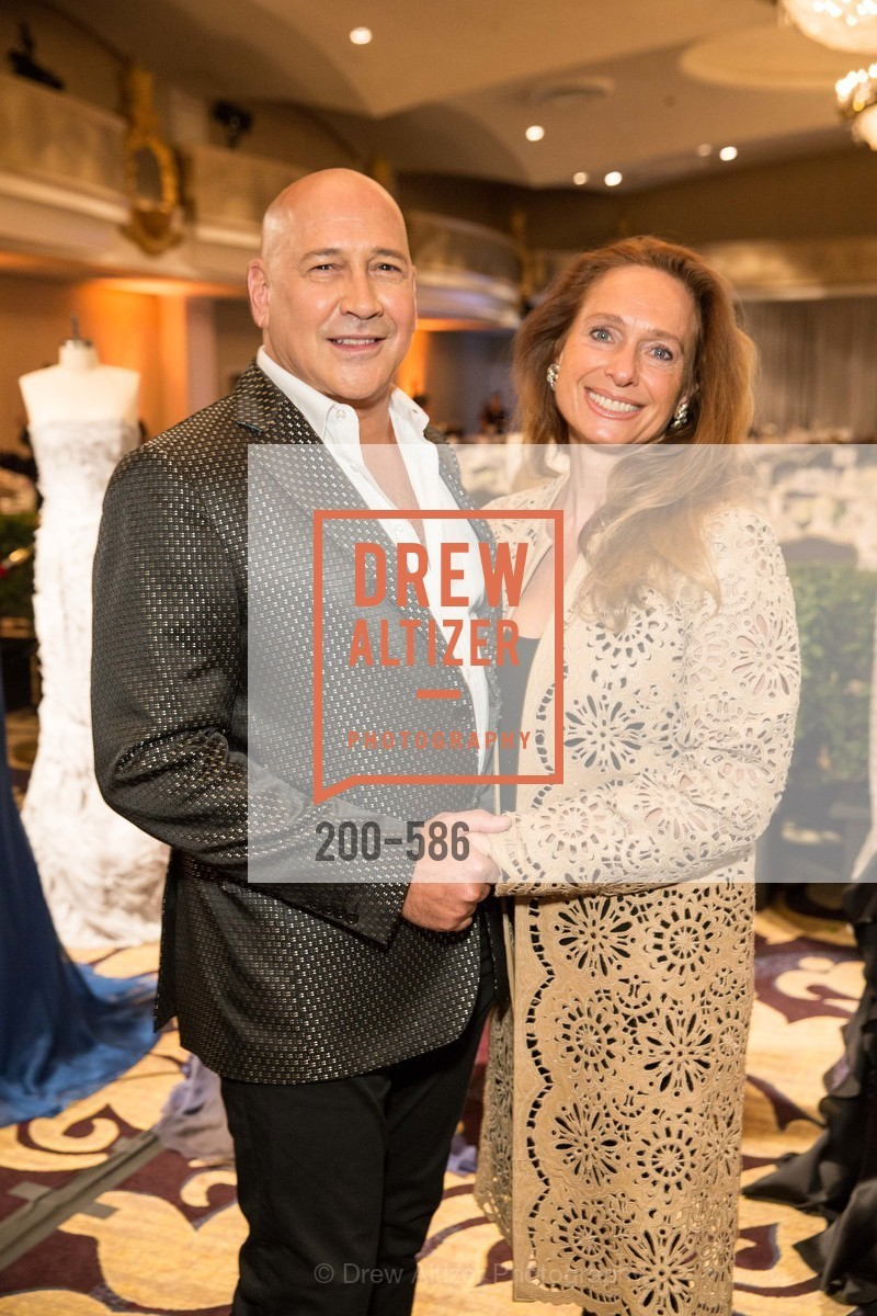 Carmen Marc Valvo, Elisabeth Thieriot, 2014 Bay Area ARTHRITIS AUXILLIARY Benefit & Fashion Show, US, October 2nd, 2014,Drew Altizer, Drew Altizer Photography, full-service agency, private events, San Francisco photographer, photographer california