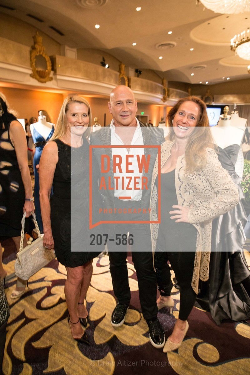 Christina DeLimur, Carmen Marc Valvo, Elisabeth Thieriot, 2014 Bay Area ARTHRITIS AUXILLIARY Benefit & Fashion Show, US, October 1st, 2014,Drew Altizer, Drew Altizer Photography, full-service agency, private events, San Francisco photographer, photographer california