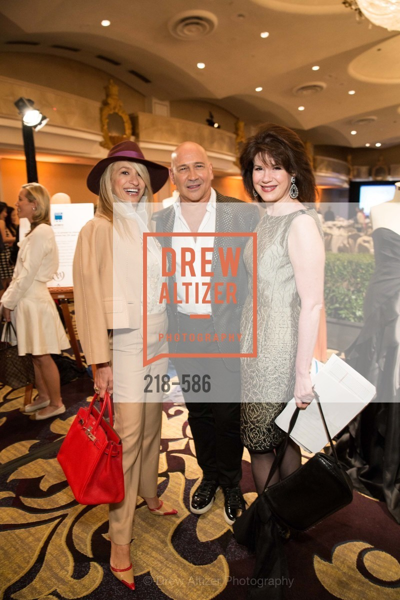 Navid Armstrong, Carmen Marc Valvo, Elaine Mellis, 2014 Bay Area ARTHRITIS AUXILLIARY Benefit & Fashion Show, US, October 2nd, 2014,Drew Altizer, Drew Altizer Photography, full-service agency, private events, San Francisco photographer, photographer california
