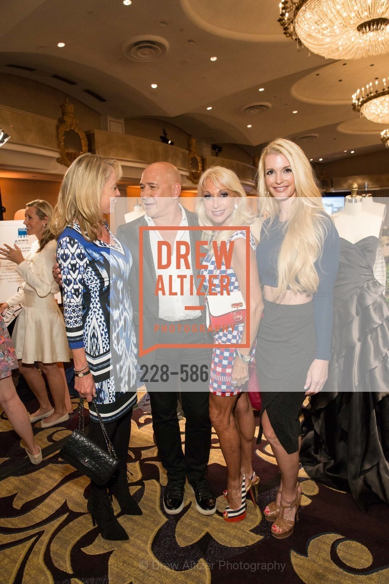 Lyhn Haller, Carmen Marc Valvo, Daru Kawalkowski, Tiara Cameron, 2014 Bay Area ARTHRITIS AUXILLIARY Benefit & Fashion Show, US, October 1st, 2014,Drew Altizer, Drew Altizer Photography, full-service agency, private events, San Francisco photographer, photographer california